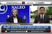 Hillary Clinton addresses Charleston massacre