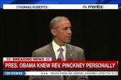 President to deliver slain pastor's eulogy