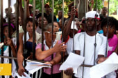 Are mass deportations of Haitians 'racial...