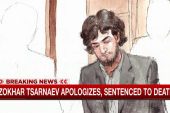 Boston Bomber breaks 2 year silence