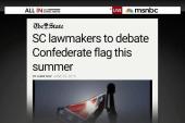 Backlash over Confederate flag backlash