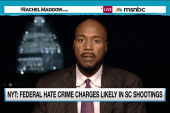 DoJ eyes church shooter hate crime charges