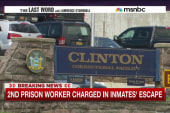 Second prison worker charged in prison break