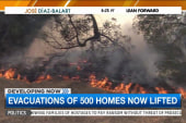 Wildfires rip through Southern California