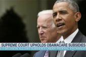 Supreme Court votes to uphold Obamacare