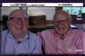Gay couple who were 'father' & 'son' marry