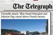 French president: 'It is a terror attack'