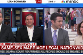 Same-sex parents win with new SCOTUS law