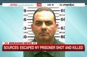 NY escaped prisoner Richard Matt shot and...