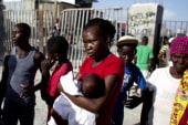 Haitians face deportation threat