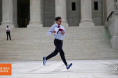 Interns race to deliver SCOTUS decision