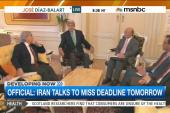 Iran talks to miss deadline