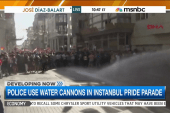 LGBT celebrations in Istanbul turn ugly