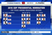 GOP field gets more crowded
