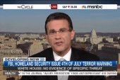 Is America's security in jeopardy?