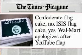 Walmart sorry for making man an ISIS cake