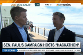 Rand Paul ramps up tech-savvy campaign