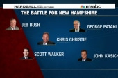 Let Me Finish: Twin GOP battles being waged