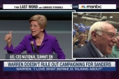 Will Elizabeth Warren campaign for Sanders?