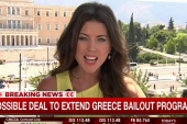 Possible deal to extend Greece bailout
