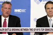 The 'inexperience, arrogance' of de Blasio?