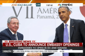 Cuba set to announce embassy openings