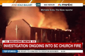 SC church to be rebuild for second time