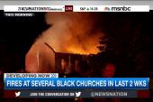 AME church, once torched by KKK, burns again