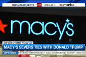 Macy's to Trump: You're fired!