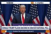 Trump surges despite controversy