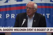 Sanders: The voice of 'disaffected...