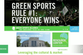 Athletes improve performance by going green