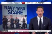 Gunfire scare at Washington DC Navy Yard
