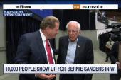 Bernie Sanders draws record crowd