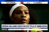 Serena Williams goes for 6th title at...