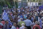 Greece is split in critical bailout vote