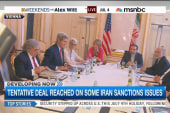 Iran minister: Deal is a real possibility