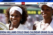 Venus and Serena face off in Grand Slam...