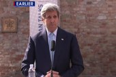 Kerry: We're not there yet on Iran nuke talks