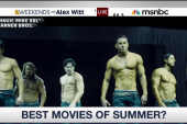 Summer blockbusters compete at box office