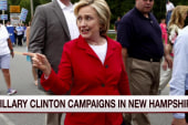 'America will see more of' Hillary Clinton