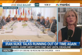 No agreement on Iran nuke plan yet