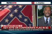 S. Carolina votes to remove Confederate flag