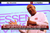 Court docs: Cosby obtained drugs to give...