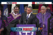Inside Obama's 'Amazing Grace' speech