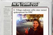 Controversial selfie taker now works for DNC