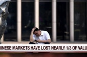 What's behind China's sudden market crash?