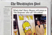 Longtime 'Simpsons' voice will return...