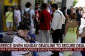 Joe: Why do southern European areas struggle?