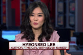 North Korea defector shares her story